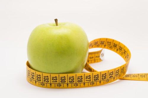kilo vermek yeşil elma