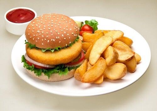 sağlıksız beslenme hazır gıdalar