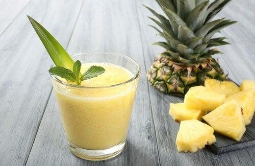 Ananas Enzimleri Kanseri Tedavi Edebilir