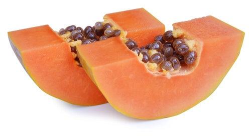 Papaya kadınların kilo vermesine yardımcı olur