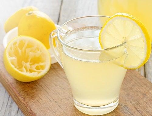 sıkılmış limon