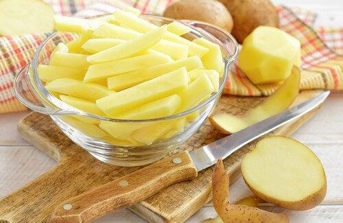 Patatesin Faydaları Hakkında Her Şey