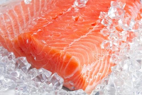 Salmon tr