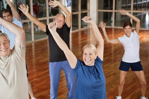 dans etmenin sağlığımıza faydaları