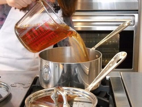 yemek pişirmenin toksik tarafları