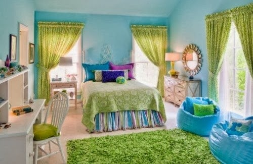 Evinizdeki Renkler Ruh Halinizi Etkileyebilir mi?