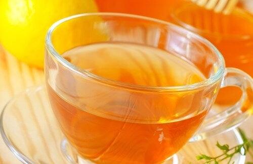 Kilo Vermek İçin Beyaz Çay