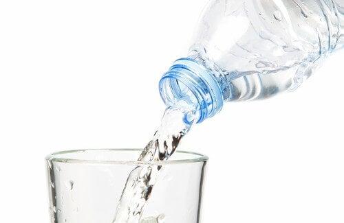 idrar yolu enfeksiyonu için su