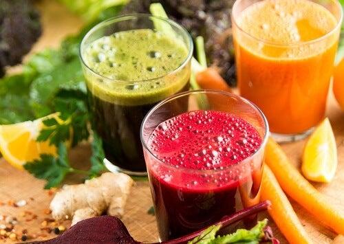 Hızlı ve Sağlıklı Kilo Vermek için Meyve Suları
