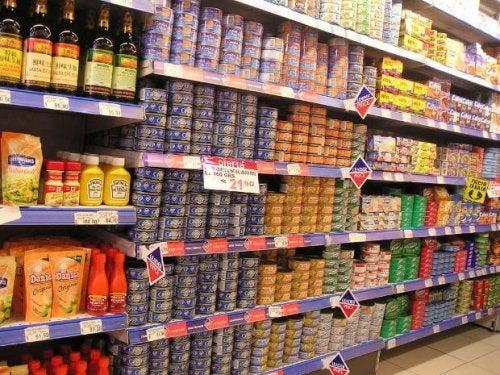 Konserve Gıda Tüketmenin Tehlikeleri