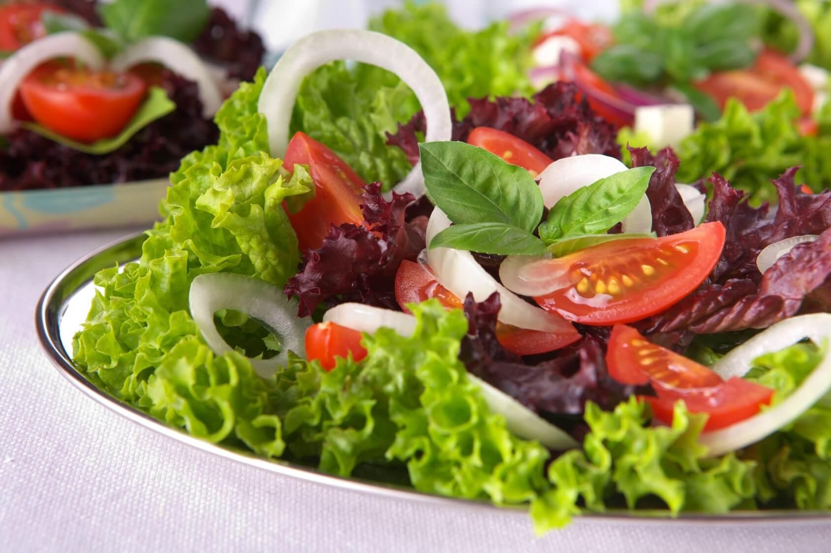 zengin salata