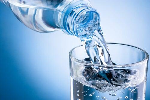 sağlıklı içecekler su