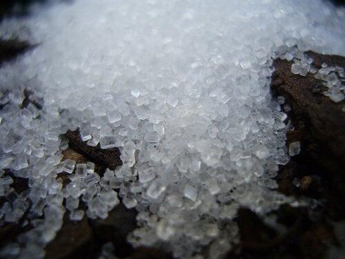 kristal şeker