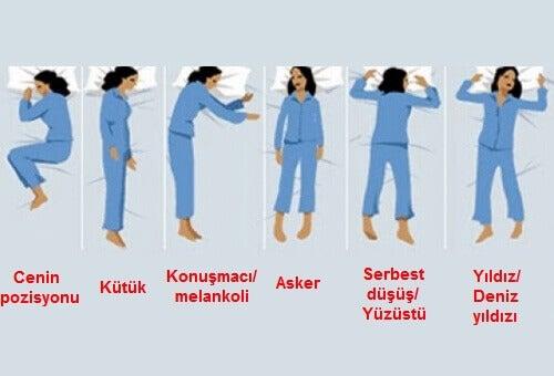 Uyku Pozisyonunuz Kişiliğiniz Hakkında Ne Diyor?