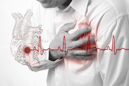 kalp krizi öncesi belirtiler