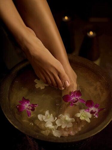 Foot-bath-Intercontinental-Hong-Kong