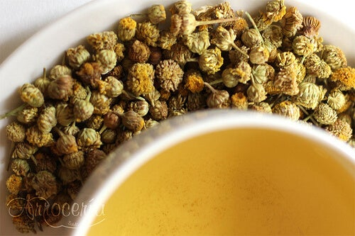 Papatya çayı (Fotoğraf: Arrocería Sobremesa)