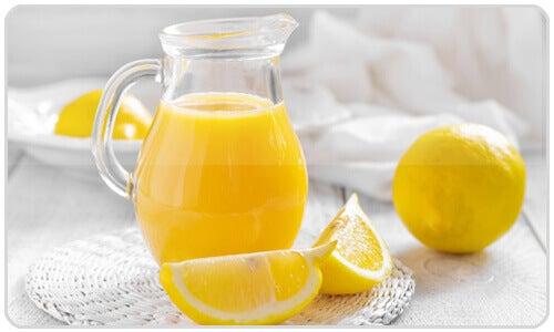 beslenmede limon