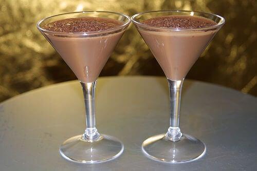çikolata-içeceği