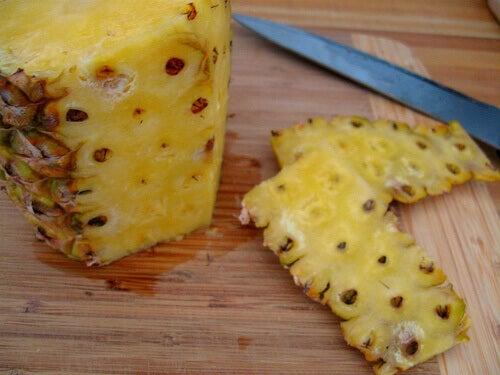 ananas-kabuğu