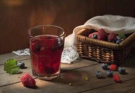 yaban mersini çayı
