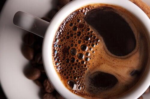siyah kahve