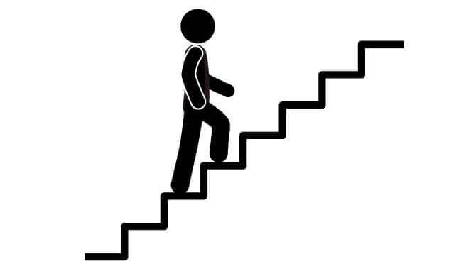 yararlı egzersizler merdiven