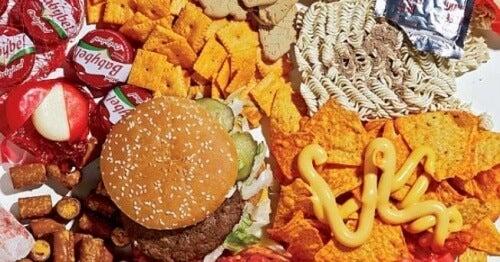 kanserojen gıdalar