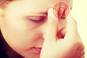 migren ve az su içmek