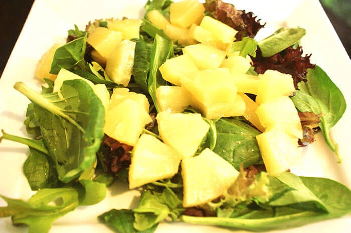 ananas-salatası
