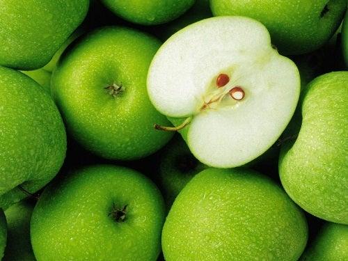 karın yağlarını eritmek için yeşil elma