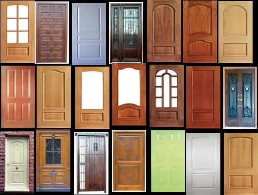 çeşit çeşit kapılar
