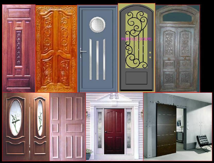 dokuz farklı kapı