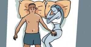 farklı uyku pozisyonları