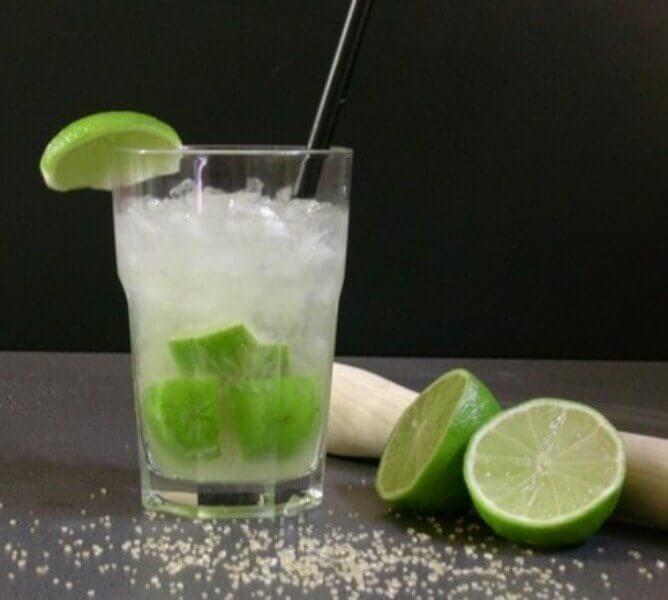 yesil limon suyu