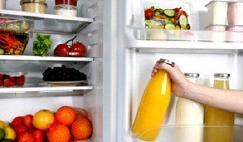 Buzdolabında Daha Hızlı Bozulan Yiyecekler