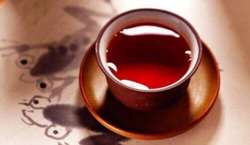 arnavut biberi çayı