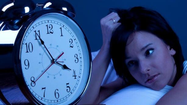uyuyamama problemi