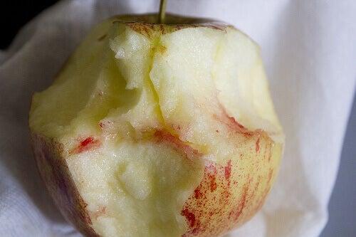 elma yerken kan olması