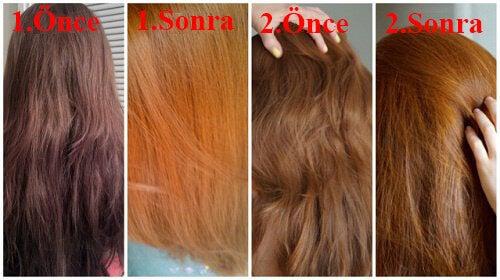 Saç Rengini Açmak için Üç Basit Yol