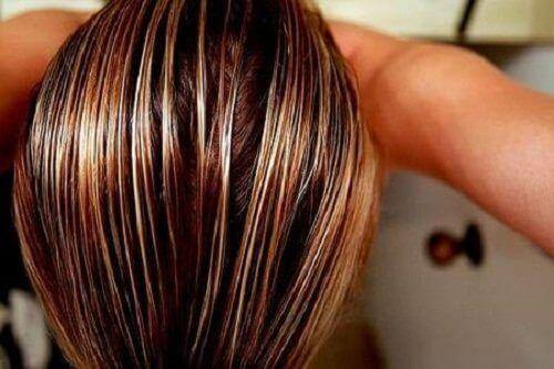 nemli saç