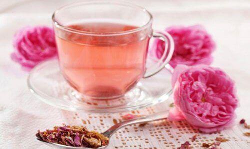 gül çayı