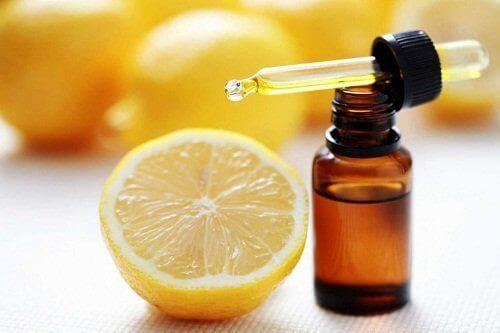 yağ ve limon