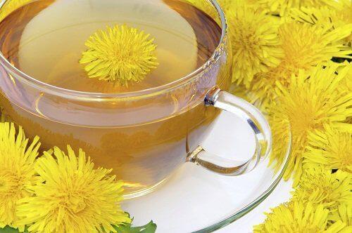 pankreas sağlığı için çay