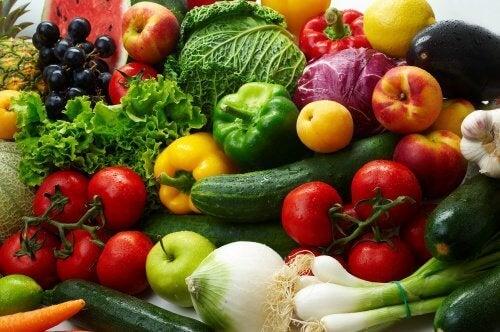 çiğ-sebzeler