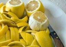 1-limon kabuğu