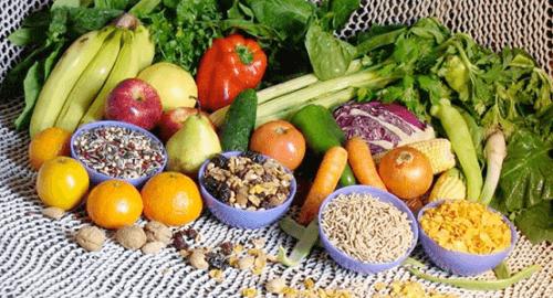 vitaminli sağlıklı besinler