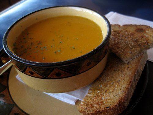 havuç çorbası 4