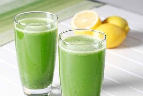 Kolesterol Düzenleyici Limon - Maydanoz İçeceği