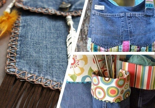 Eski Kot Pantolonları Değerlendirmenin 9 Yolu